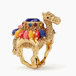 Kate Spade camel ring 🐫